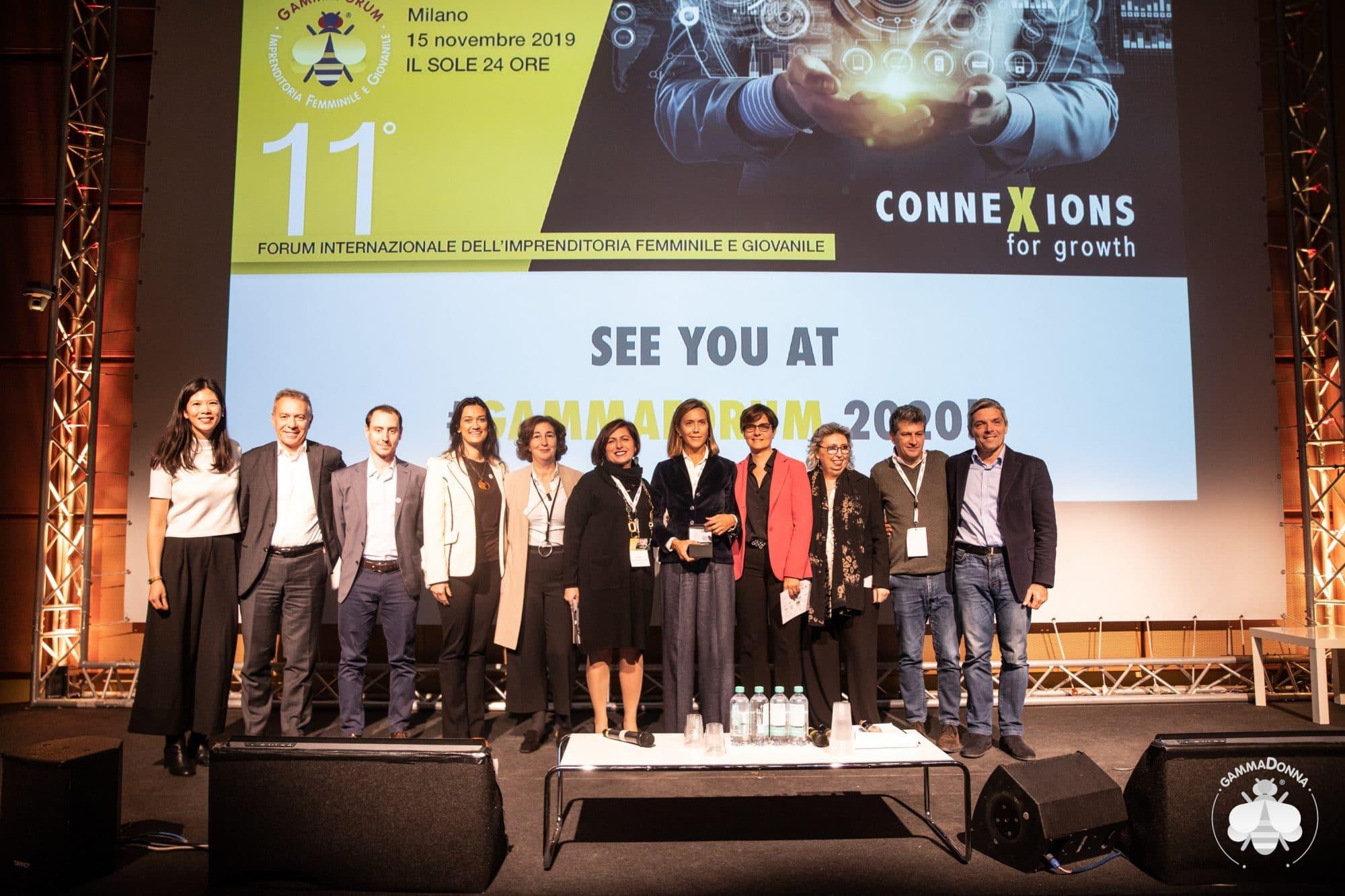 GammaDonna premia l'innovazione di un'azienda storica