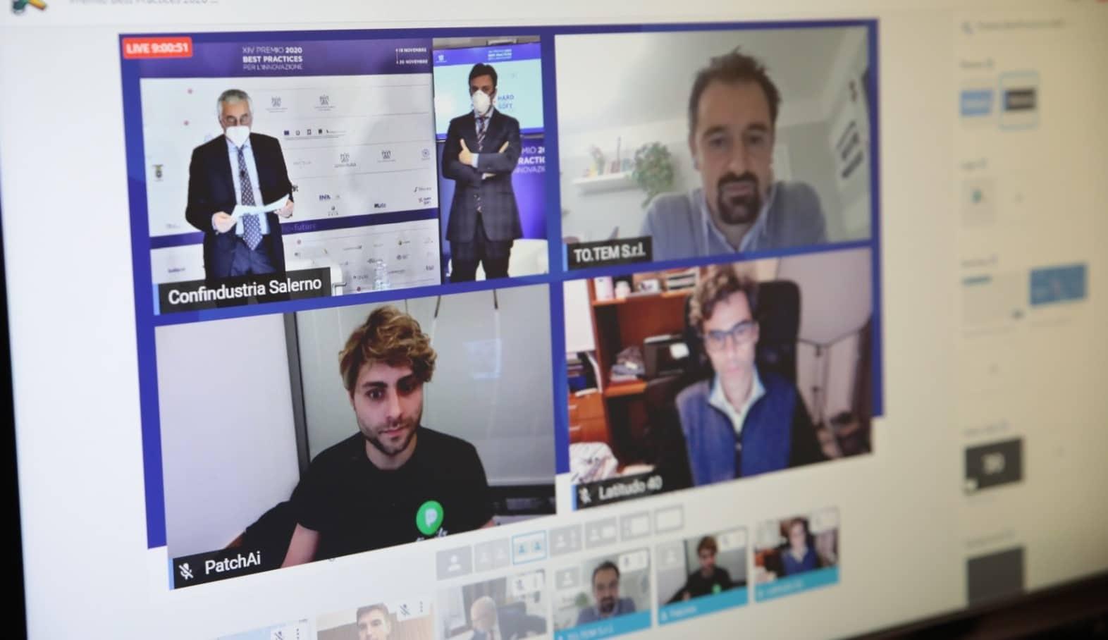 Alla startup patavina PatchAi il Premio Best Practices per l'Innovazione 2020