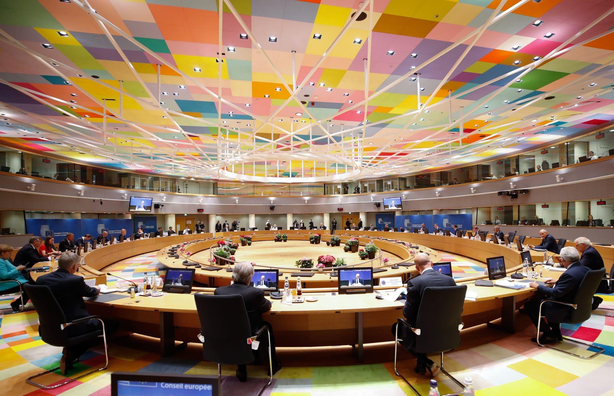 Cosa si è detto al Consiglio europeo